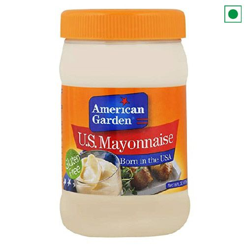 AMERICAN GARDEN MAYONNAISE REAL 473ML