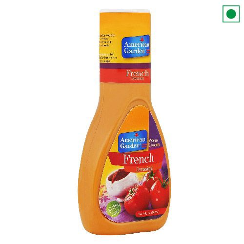 AMERICAN GARDEN SALAD DRESSING FRENCH 267ML