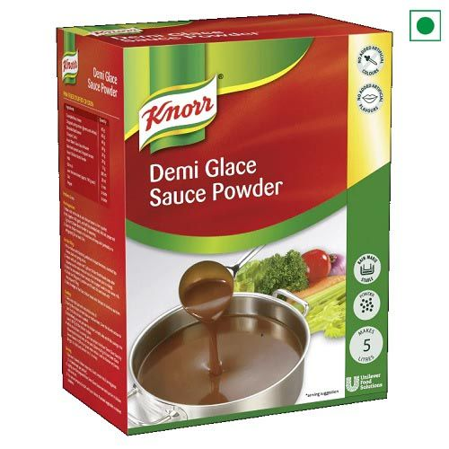 KNOOR DEMI GLACE SAUCE POWDER  500GM