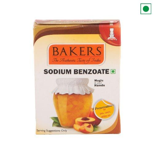 BAKERS SODIUM BENZOATE 50GM
