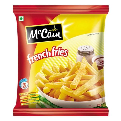 McCAIN FRENCH FRIES 6MM 500GM