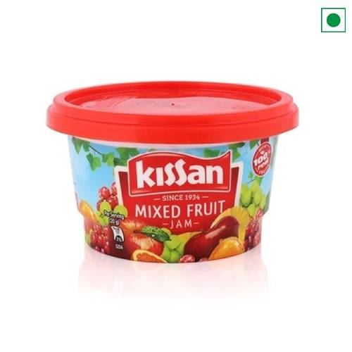 KISSAN MIXED FRUIT JAM 100 GM