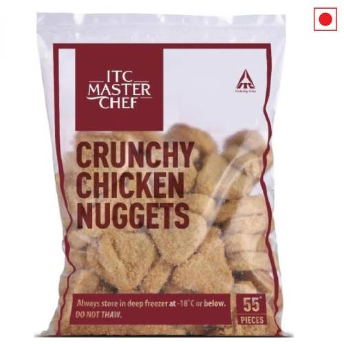 ITC CRUNCHY CHICKEN NUGGETS 1KG
