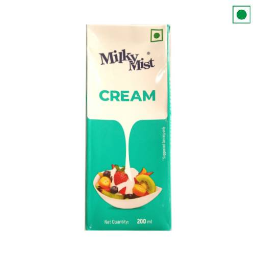 MILKY MIST FRESH CREAM 200 ML