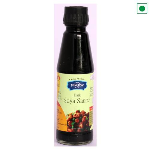 MORTON DARK SOYA SAUCE 220GM