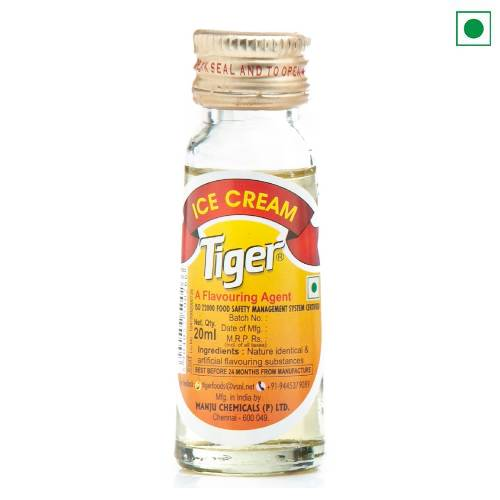 TIGER ICECREAM ESSENCE 20ML