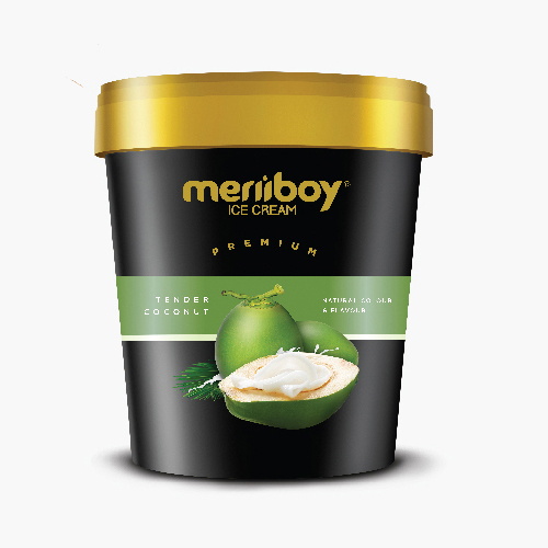 MERIIBOY TENDER COCONUT ICE CREAM 500 ML