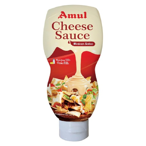 AMUL MEXICAN SALSA CHEESE SAUCE 200g