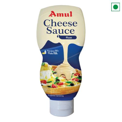 AMUL PIZZA CHEESE SAUCE 200G