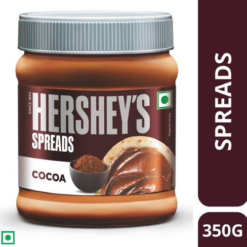 HERSHEY'S COCOA SPREAD 350GM