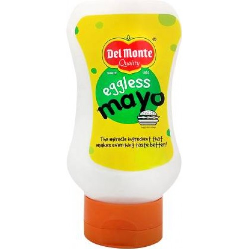 DELMONTE EGGLESS MAYONNAISE 270GM
