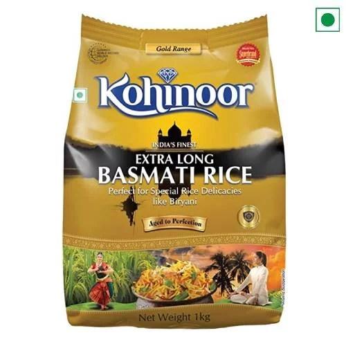 KOHINOOR GOLD BASMATI 1KG