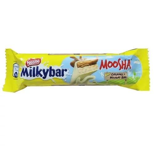 NESTLE MOOSHA PROMISE MILKYBAR 40g