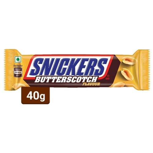 SNICKERS BUTTERSCOTCH CHOCOLATE 40g