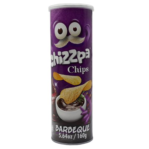 CHIZZPA BARBEQUE CHIPS 160g