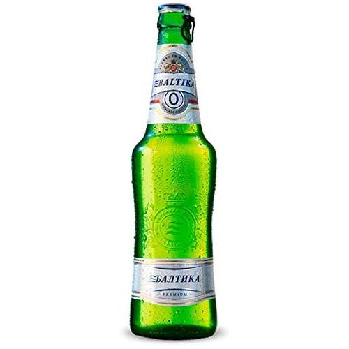 BALTIKA NON ALCOHOLIC BEER 470ml