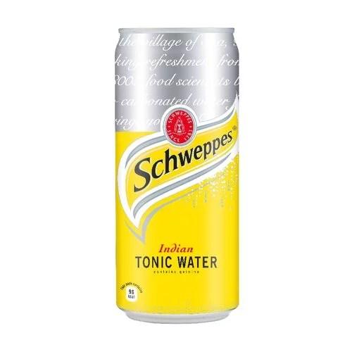 SCHWEPPES TONIC WATER 300ml
