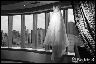 mgm-grand-detroit-wedding-photos-wedding-dress-on-hanger