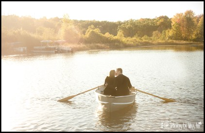 sunset-kiss-on-a-row-boat-engagement-session-photos-by-miss-ann