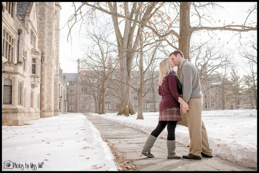 law-quad-engagement-session-at-the-university-of-michigan