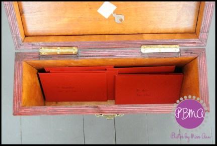 Love Letter Ceremony Box