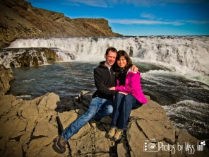 Gullfoss Iceland Wedding Photographer