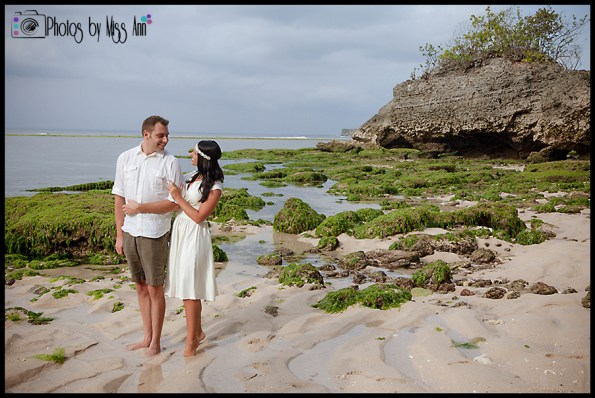 Dreamy Honeymoon Locations Bali Padang Padang Beach from Eat Pray Love the Movie