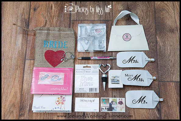 Iceland Wedding Planner Gift Photos by Miss Ann