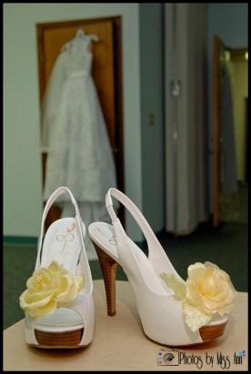 Iceland Bridal Shoes Yellow Flower Shoe Clip Spring Wedding Iceland