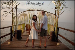 Ayana Resort Wedding Romantic Honeymoon Portraits Bali Photos by Miss Ann