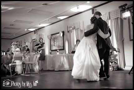 First Dance Photos Eyry of the Eagle Farm Wedding