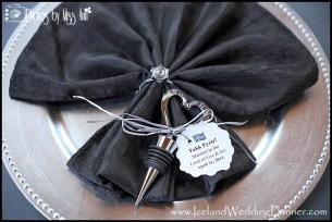 Practical Wedding Favor Ideas Iceland Wedding Destination Wedding Favors Photos by Miss Ann