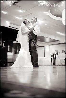 First Dance Webers Inn Wedding Photos