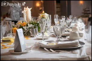 Table Setting Inspired by Iceland Wedding Photos by Miss Ann