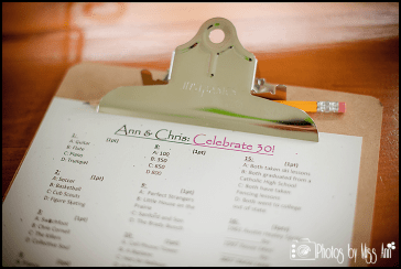 Ann and Chris Celebrate 30 August 2013