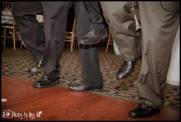 Dabke Arabic Dancing at Wedding Lebanese Wedding Reception Photos Central Park West Wedding