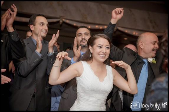 Dabke Bridal Dance Arabic Wedding Reception Photos Central Park West Wedding