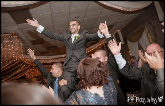 Dabke Lebanese Wedding Dance Reception Photos Central Park West Wedding