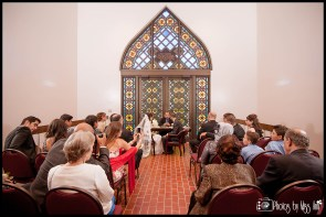Wedding at the Islamic Center of Greater Toledo