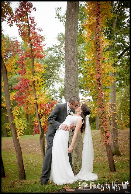 Wildwood Metro Park Wedding Photographer Photos by Miss Ann