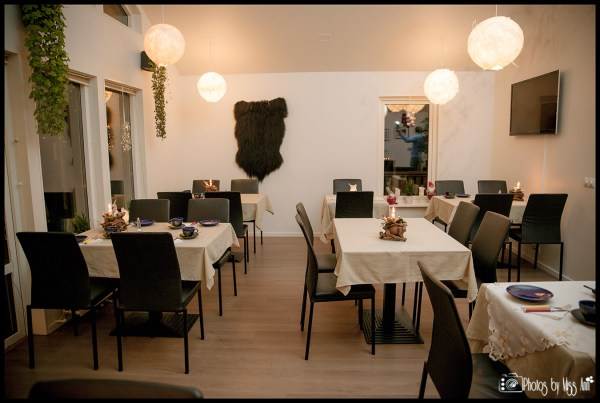 Varma Restaurant Iceland Wedding Reception Location Frost and Fire