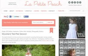 LaPetitePeach Feature for Photos by Miss Ann