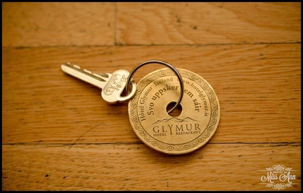 Hotel Glymur Iceland Wedding Details