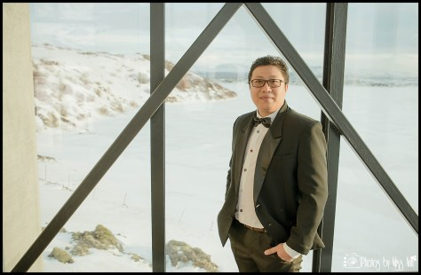 Iceland Wedding at ION Luxury Adventure Hotel