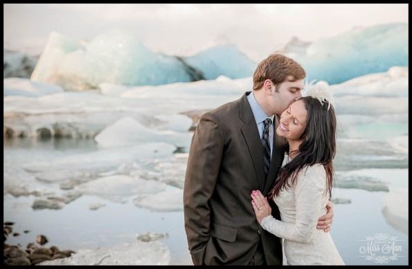 Iceland Wedding Jokulsarlon Glacier Lagoon Iceland Wedding