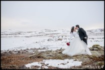 Iceland Winter Wedding Photos by Miss Ann ION Hotel