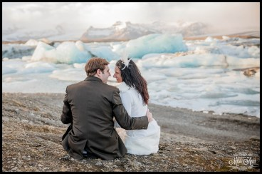 Jokulsarlon Lagoon Southeast Iceland Wedding Locations