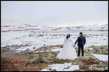 Winter Wedding Iceland ION Hotel
