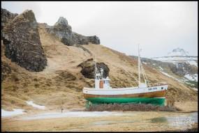Ólafsvík Iceland Fishing Village Snæfellsnes Peninsula