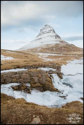 Kirkjufell Mountain Snaefellsnes Peninsula Iceland Wedding Photographer